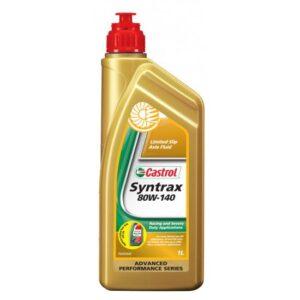 CASTROL DIFF OIL SYNTRAX 80W140 1L
