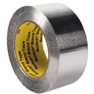 Foil & Clear Polythene Tapes