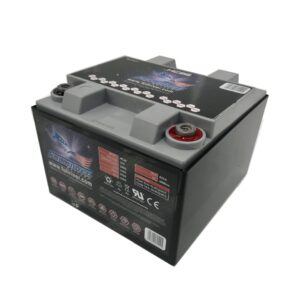 Batteries & Mounting Brackets