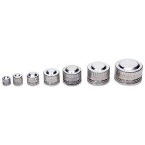Dash Caps & Plugs